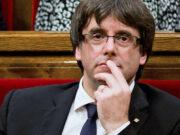 L'ex presidente Carles Puigdemont arrestato in Sardegna